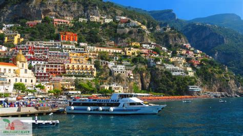 hydrofoil boat amalfi coast how to get to the amalfi coast amalfi coast review