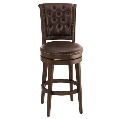 Cherry Swivel Counter Stools by Chiswick Swivel Counter Stool Brown Cherry
