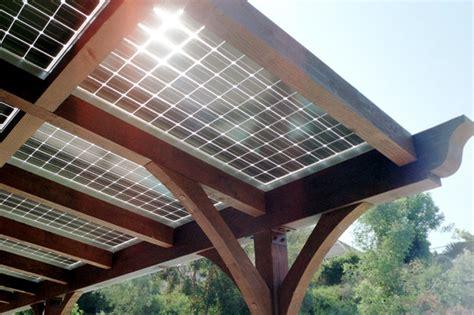 solar patio cover mediterranean los angeles by true building inc