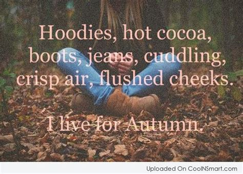 fall season quotes and sayings quotesgram