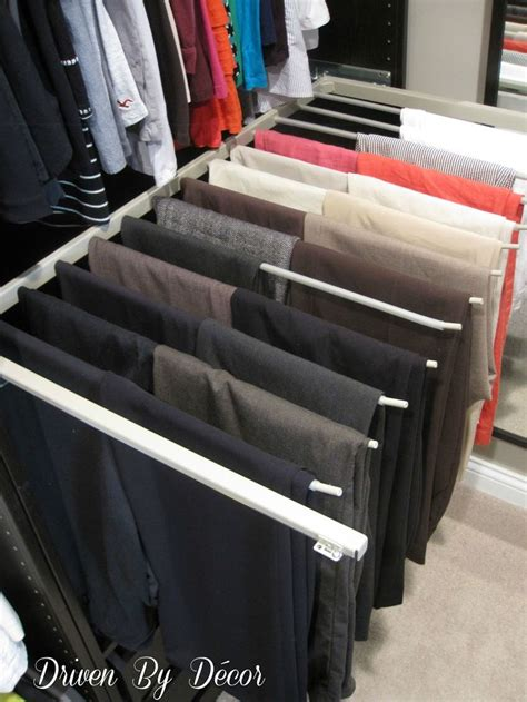 Komplement Slide Out Rack by 17 Best Images About Closet On Closet Rod