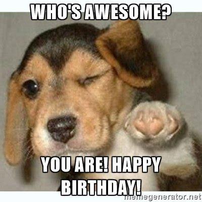Awesome Birthday Memes - happy birthday sandra audi sport net