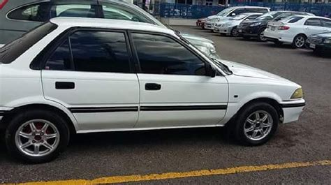 School Toyota by Toyota Corolla School For Sale In May Pen Clarendon Cars