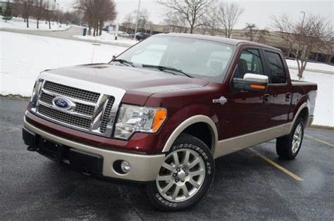 how to sell used cars 2009 ford f series auto manual sell used 2009 f150 king ranch 4x4 navi htd cooled seats sunroof nicest anywhere must see in