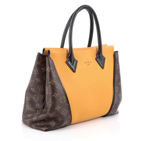 Would You Buy A Vuitton From This by Buy Louis Vuitton W Tote Monogram Canvas And Leather Pm