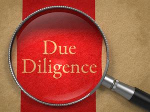 Due Diligence Background Check Performing Your Due Diligence Before Finalizing A Business Deal