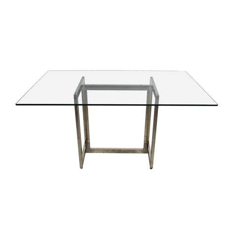 Hicks Glass Top Dining Table 32 Ikea Ikea Ingatorp Drop Leaf Table Tables