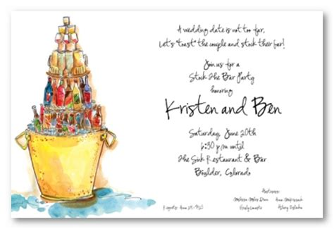 stock the bar party invitations theruntime com