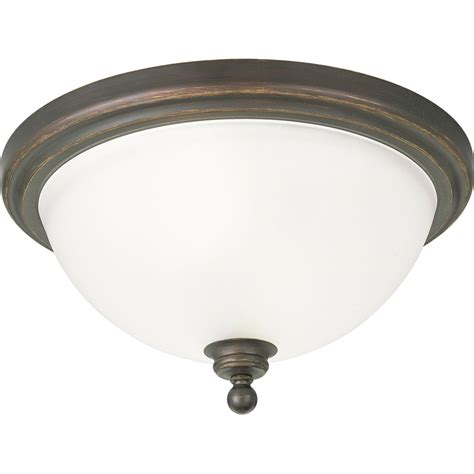Progress Light Fixtures Progress Lighting P3312 20 Flush Mount Ceiling Fixture
