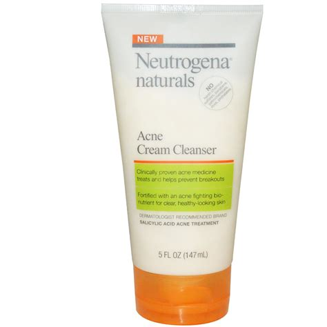 Acnol Acne Lotion 10ml neutrogena acne cleanser 5 fl oz 147 ml iherb