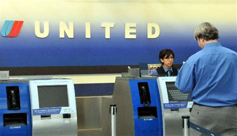 check in united airlines united airlines check in