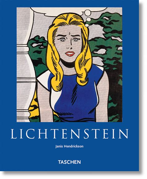 lichtenstein basic art series taschen books