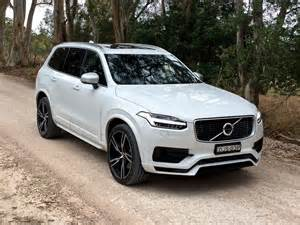 How Much Are Volvos 2015 Volvo Xc90 T8 R Design Goauto Overview