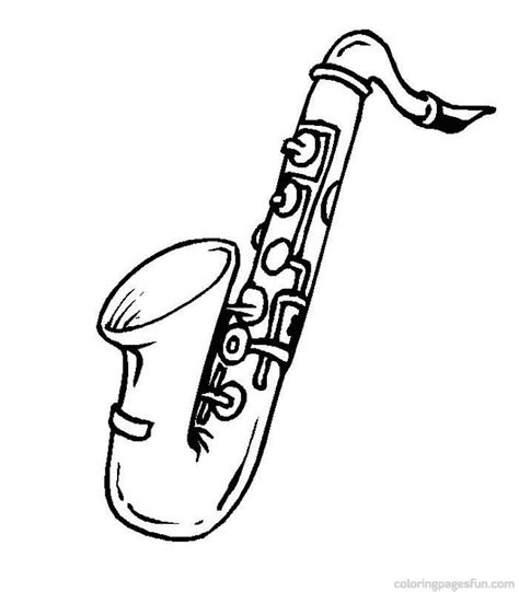 coloring sheets jazz instruments musical instruments coloring pages 51 jazz pinterest