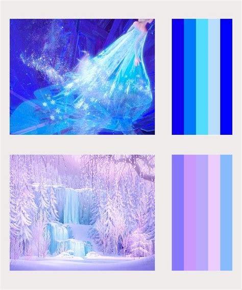 frozen color frozen color schemes frozen in 2019 color schemes