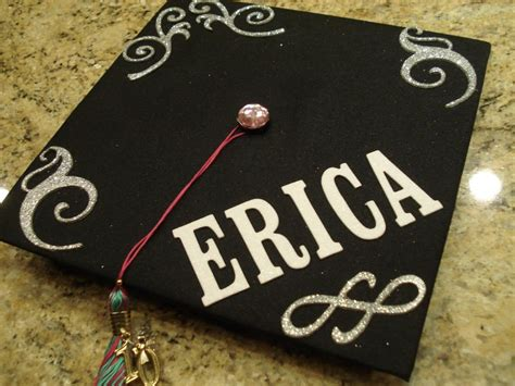 Graduation Cap Decor by Graduation Cap Decoration Idea College