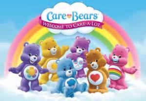 l a story care bears are back