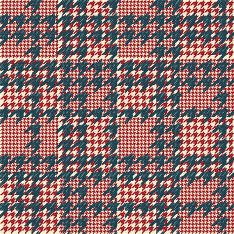 houndstooth pattern ai houndstooth checkered pattern vector free download
