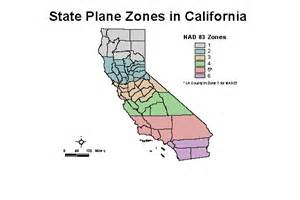 lots of maps state plane coordinate system map