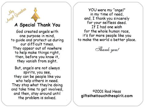 thank you letter to special thank you card amazing styles special thank you cards