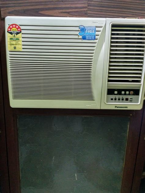 Ac Window Panasonic quality of air conditioning panasonic window ac 1 5 ton