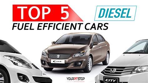 top 5 most fuel efficient diesel sedan cars in india top 5 fuel efficient best mileage diesel sedans in