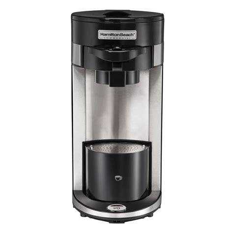 Hamilton Beach HDC300 FlexBrew Single Serve Coffee Maker   120V, 600W