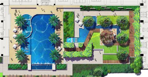 layout artist malaysia psd 某商业建筑屋顶花园景观设计彩色平面图 图片编号 wli893374 园林设计 室内装饰 无框画 移门 原创