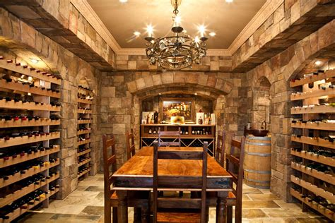 cellar ideas 45 delightful mediterranean wine cellar designs you ll