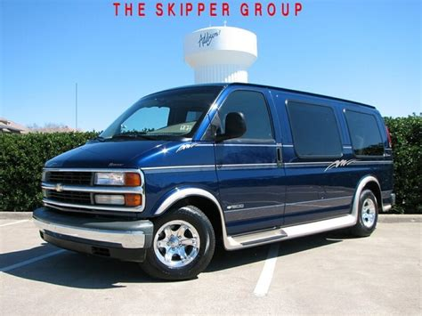 Chevrolet Express Cargo 2000 Chevrolet Express Cargo Information And Photos