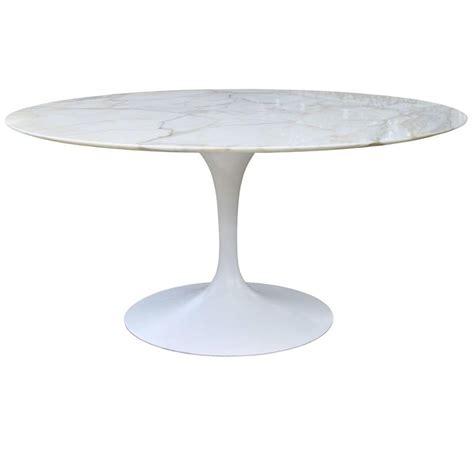 marble table tops saarinen marble top table at 1stdibs