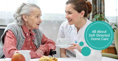 all about home care self directed home care a new government approach on
