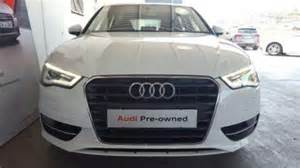 Used Cars Audi South Africa Used Audi A3 Sportback 1 4t Fsi S For Sale In Gauteng