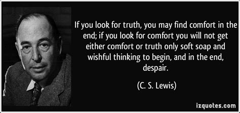 comfort in ending cs lewis quotes on comfort quotesgram