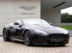 Aston Martin V12 Vantage S For Sale Used Aston Martin V12 Vantage S Roadster Manual For Sale