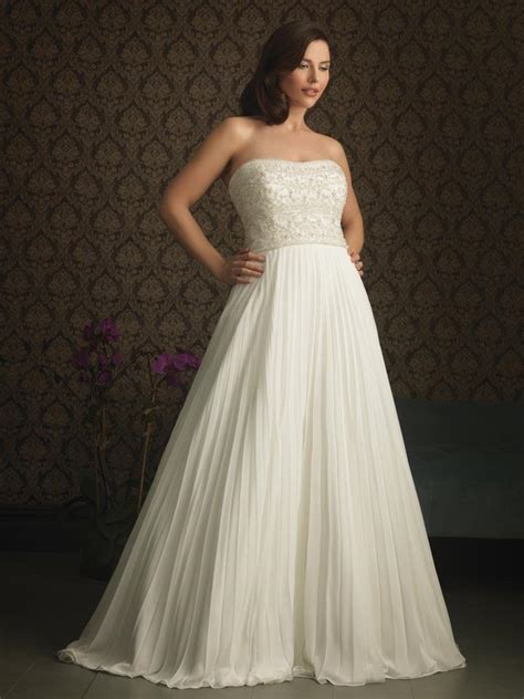 Plus Size Wedding Dresses On Plus Size Models by Various Kinds Of Wedding Dresses With New Models Plus