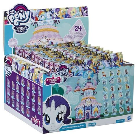 Littlepony Blind Bag my pony blind bag 2017 wave one box of 24 sealed box