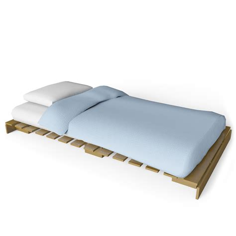 Free Futon Mattress by Cad And Bim Object Grankulla Futon Single Bed