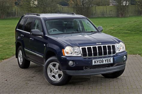 Used Jeep Grand Review Auto Express