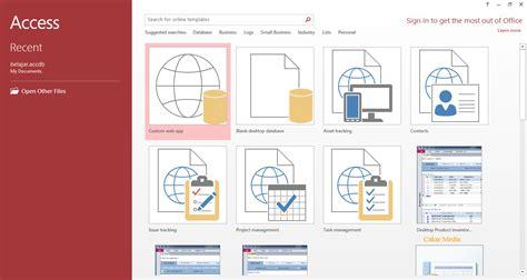 cara membuat erd dengan access cara membuat erd pada database cara membuat database