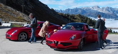 top gear alfa romeo disco volante soundtrack top gear series 21 sightings spoilers motoringbox