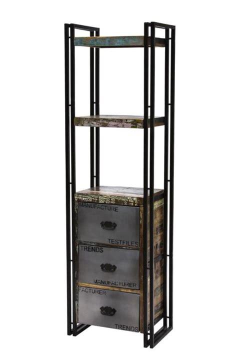 scaffali in ferro prezzi scaffale stile industrial legno e ferro in offerta prezzo