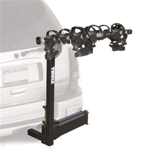 thule swing away bike rack thule revolver 4 bike hitch rack rei com