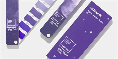 pantone of the year pantone revealed ultra violet as 2018 color of the year