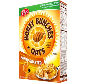 post honey bunches of oats $1.11 a box at fred meyer!