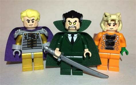 Lego Custom Dove Dc 1248 best images about lego dc minifigs on