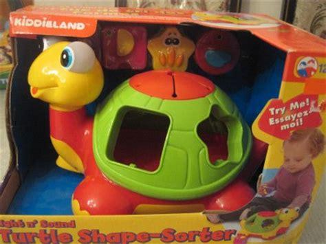 Kiddieland Light N Sound Turtle Shape Sorter light n sound turtle shape sorter musical baby