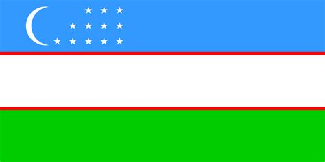 Uzbekistan Search File Flag Of Uzbekistan Png Wikimedia Commons