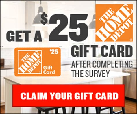 Do Home Depot Gift Cards Expire - 25 home depot home appliance gift card at totally free stufftotally free stuff