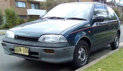 Suzuki Cino File 1997 Suzuki Cino 3 Door Hatchback 2009 02 27 Jpg